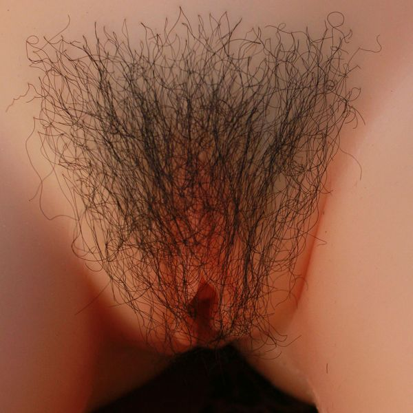 Pubic hair bushy #1 (+50 €)